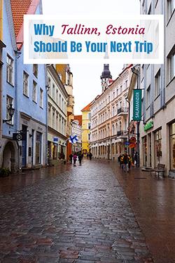 Tallinn Estonia - Old Town Streets - Travel with Mia Pinterest s