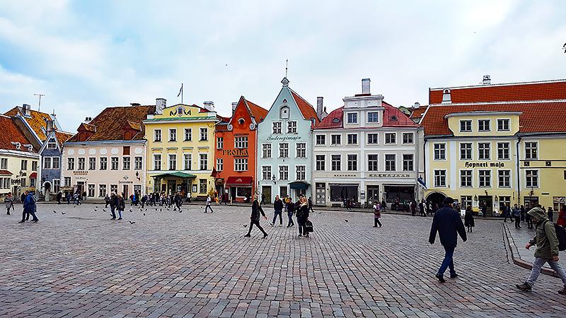 Tallinn Estonia - Old Town - Travel with Mia