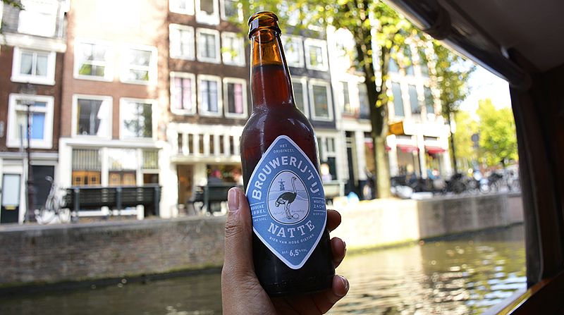 Eating Europe Amsterdam - Travel with Mia - Beer
