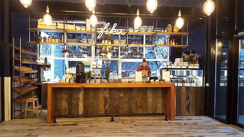 Fika Cafe - Tallinn Estonia - Travel with Mia
