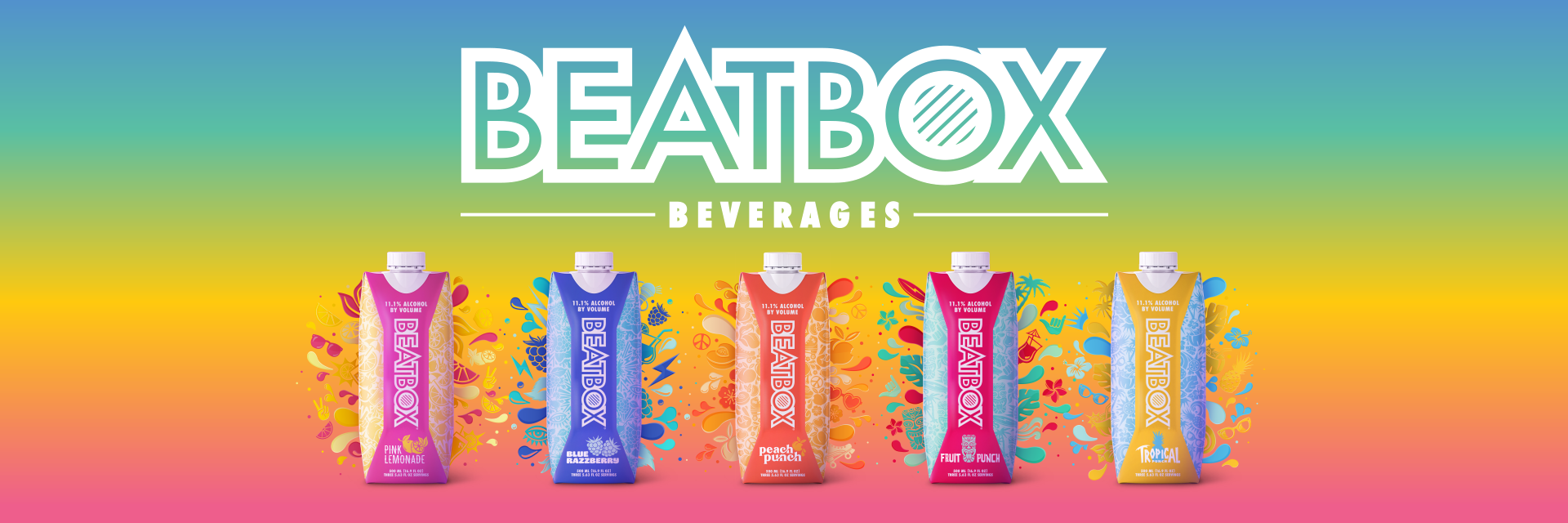 BeatBox Beverages Named Fastest-Selling US Wine and Ready-to-Drink Cocktail Brand