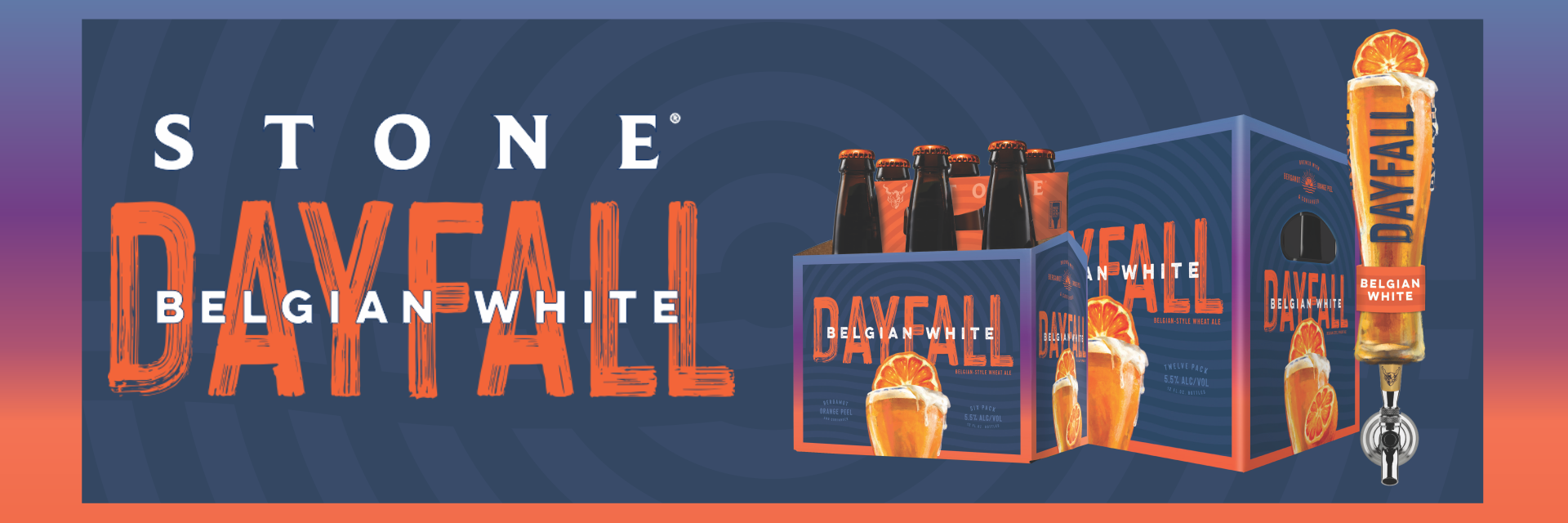 Stone Brewing Releases Dayfall Belgian White