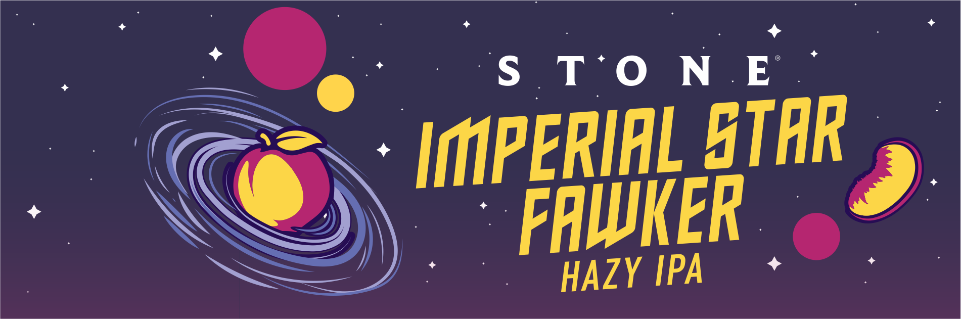 Stone Brewing Launches Stone Imperial Star Fawker IPA