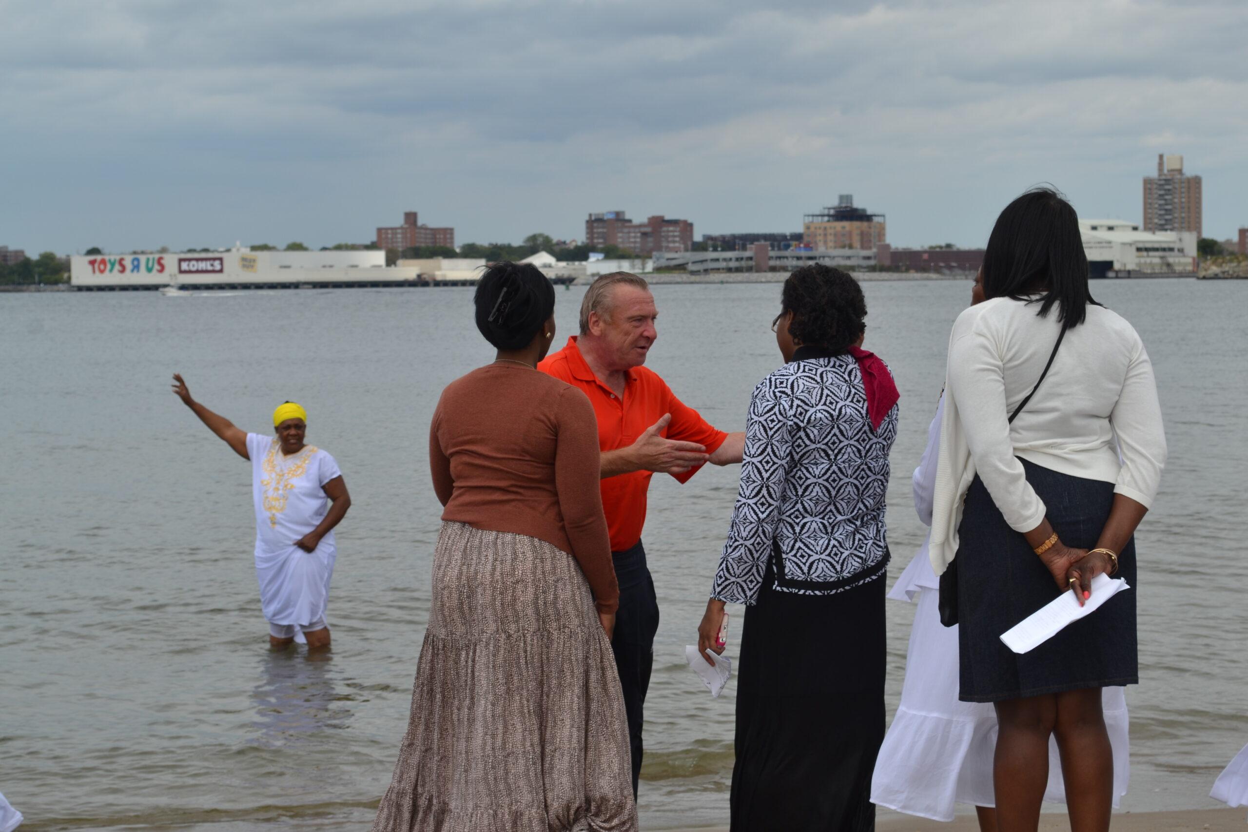 RLM Seaside Baptism