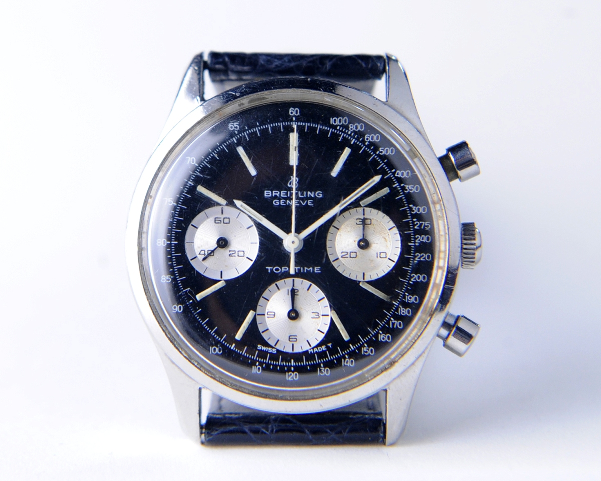 Breitling Top-Time Watch Model # 810