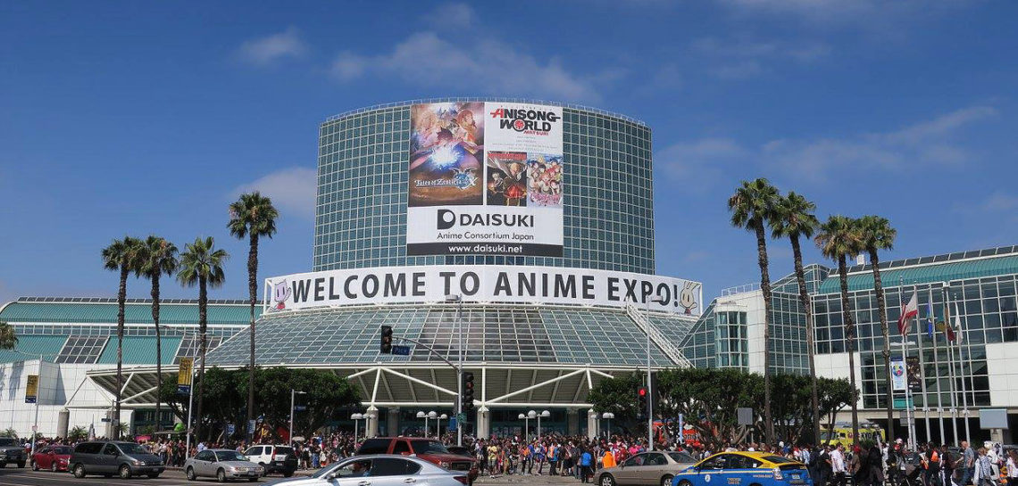 Infinifan Attends Anime Expo!
