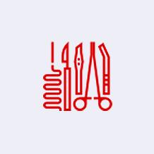Hazaroud waste disposal red bag waste