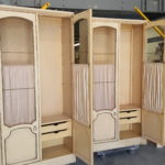 Before Photo of (3) Piece Wall Unit