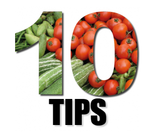 10 tips to improve your diet