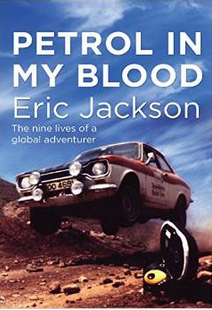Petrol in My Blood by Eric Jackson