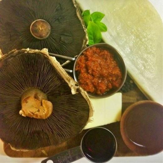 Mushroom Wellington