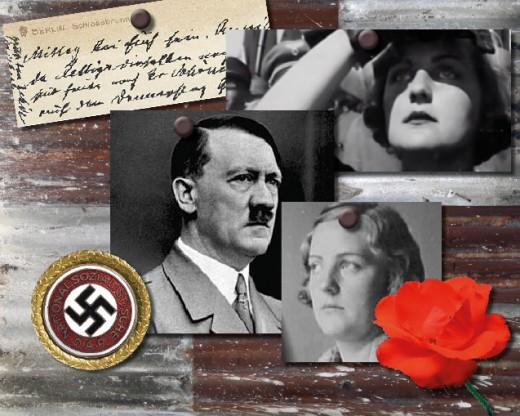 Hitler & Unity Mitford