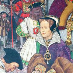 Mary I of England: Phantom pregnancies