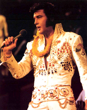 Elvis Presley Aloha from Hawaii
