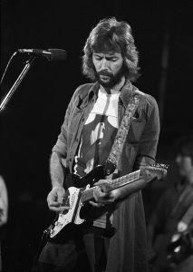 Eric Clapton in 1975