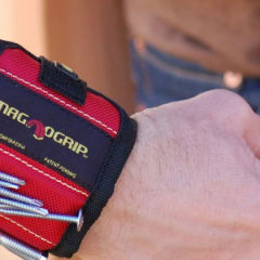 D-I-Y Essential: The Magnetic Wristband
