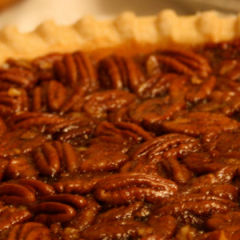 Pecan pie recipe from 1964