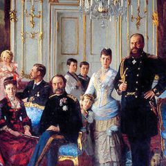 King Edward VII: The King in Love