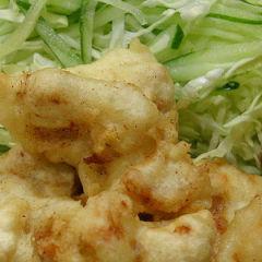 What is tempura?
