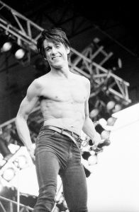 Iggy Pop by Yves Lorson