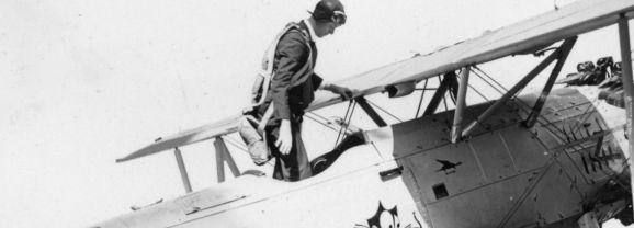 The Secret Life of Charles Lindberg