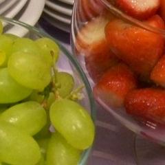 Fantastic Fruit Filled Green Salad