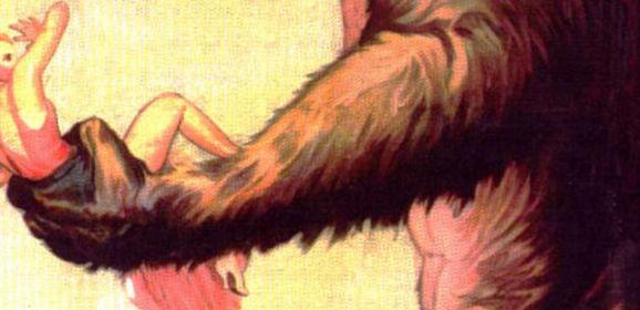 Was Carmen Nigro King Kong?