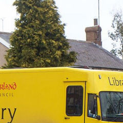 Mobile Library by David Whitehead: Review