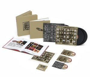 Physical Graffiti (Super Deluxe Edition Box CD & LP)