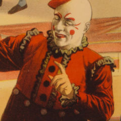 Edward Guillaume – the murderous clown