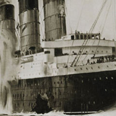 The Man who Sank the Lusitania