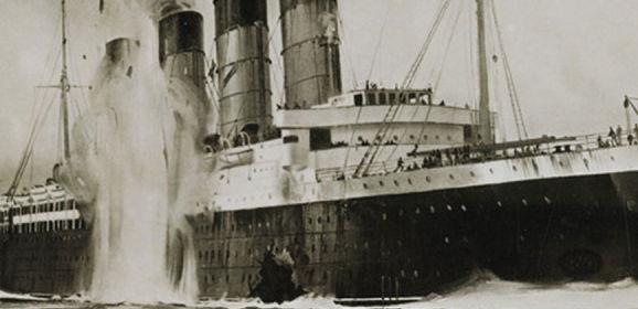 The Man who Sank the Lusitania