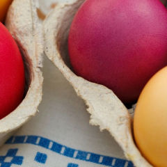 Easter Crafting with Your Kids