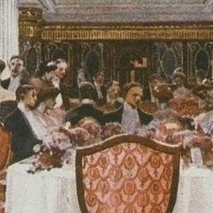 Last Meals: The Lusitania