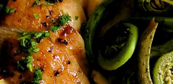 Grand Prix Gourmet: French Lemon Chicken