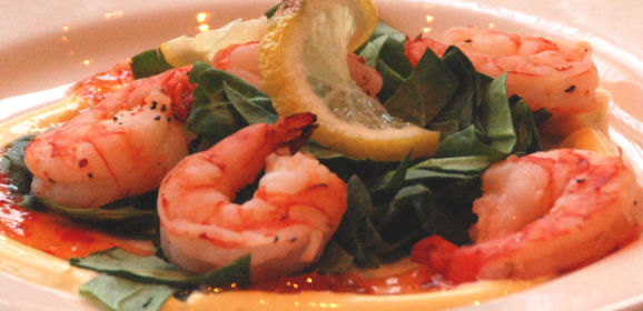 Shrimp in Spicy Tomato Sauce, Grand Prix Gourmet, Spain