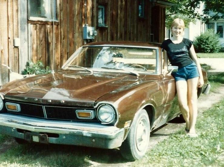 Cheryl and Car