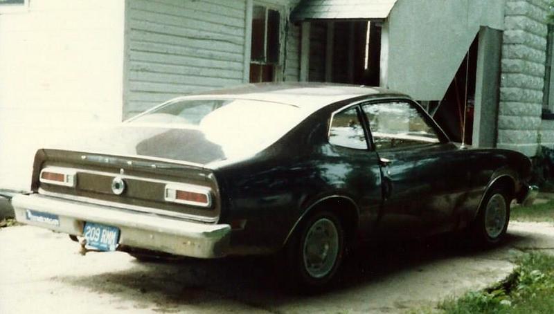 First Car1