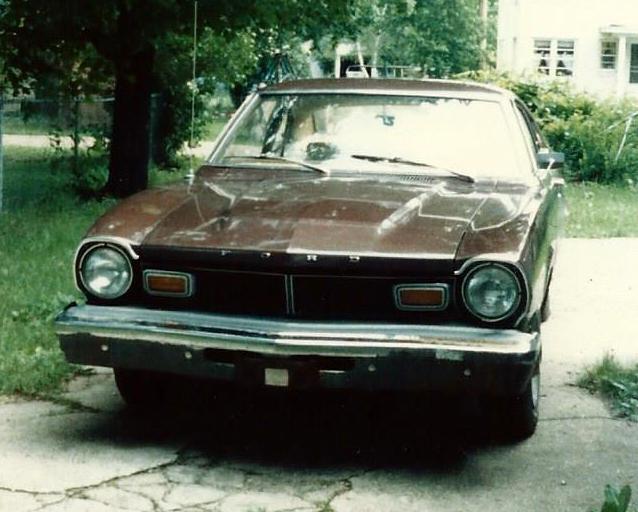 First Car2