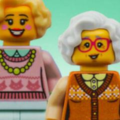 Support The Golden Girls Lego Sets!