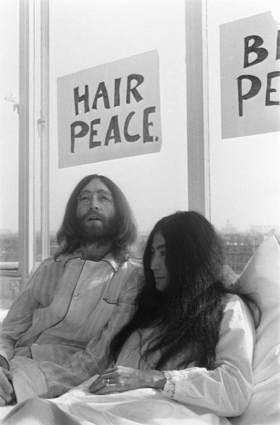 John Lennon YokoOno