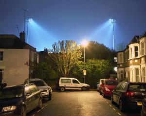 QPR v Birmingham, Loftus Road 2008 by Ian Hughes - Flick Creative Commons
