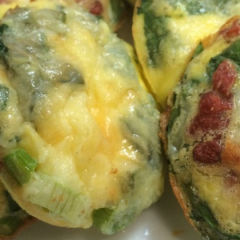 Muffin Omelets