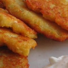 Awesome Potato Pancakes!