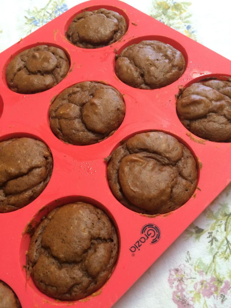 Pumpkin muffins s