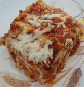Vegetarian lasagna s