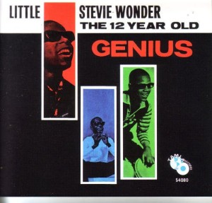 The 12 year Old Genius - Little Stevie Wonder