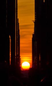 Grisha Levit's wonderful 'Manhattanenge' - View his photo here...