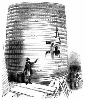 18 19th century Beer Vat