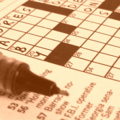 The D-Day Crossword Mystery